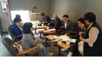 2017년 5월 시·구 자원봉사센터 소장간담회 개최