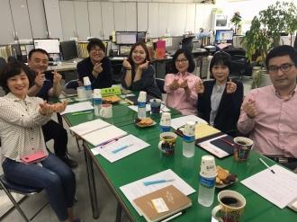 청소년활동진흥센터와 시자원봉사센터 소장간 교차교육