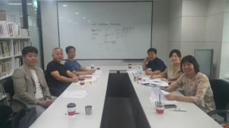 2018 전국자원봉사 아젠다 TF팀 회의 참가