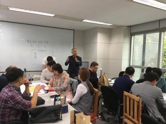 2018 전국자원봉사센터 전략사업 기획워크숍 참가
