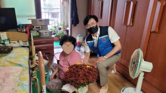하남1주공아파트거점 봉사단 행복나누기활동